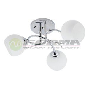 MD2705-3 CH Plafonska lampa 3xE27 Cormel FORMA