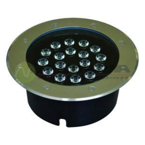 Ugradna LED lampa 18x1W S2304 FORMA CORMEL
