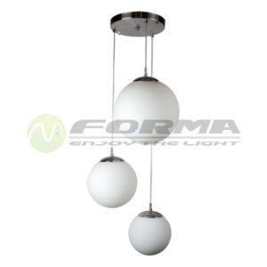 Viseca lampa 3xE27 VO901-3 FORMA CORMEL