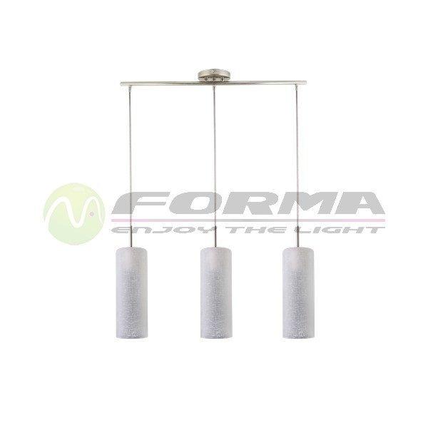 Visilica 3xE27 VE703-3 FORMA CORMEL