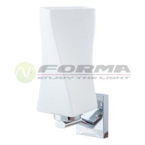 Zidna lampa 1xE27 F77-1 FORMA CORMEL