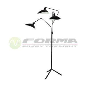 Podna lampa F7105-3F BK Cormel FORMA