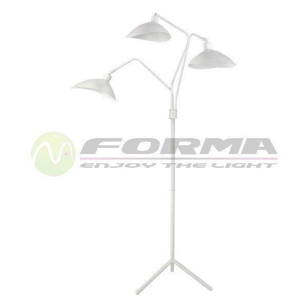 Podna lampa F7105-3F WH Cormel FORMA