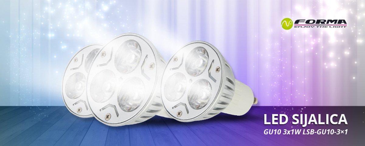 LED rasveta Forma