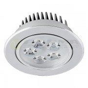 LED rozetna pokretna 5W LS-05-5 FORMA CORMEL