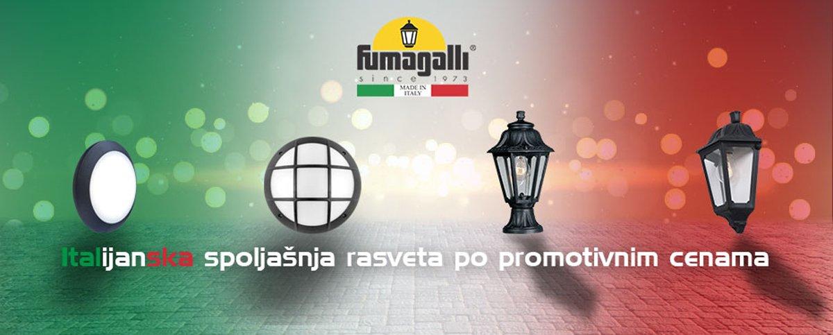 Fumagalli - italijanska rasveta