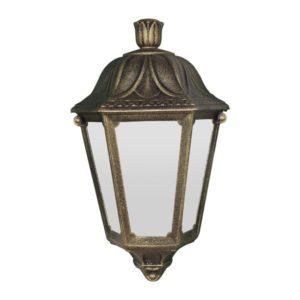 Fenjer zidni IESSE bronze E27 Fumagalli