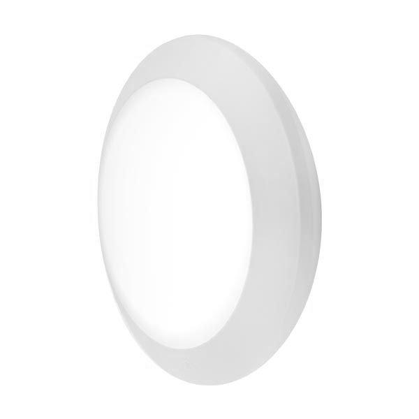 Zidna lampa E27 Berta white Fumagalli