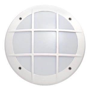 Zidna lampa GELMI-GR white E27 Fumagalli
