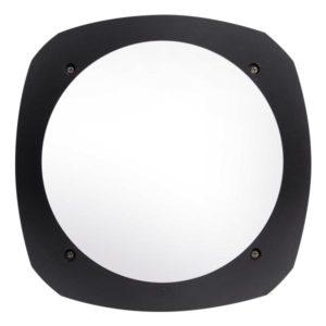 Zidna lampa STUCCHI black E27 Fumagalli