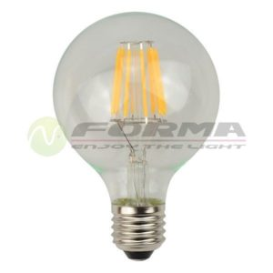 LED sijalica LFB-G80-8 Filamnet Cormel FORMA