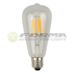 LED sijalica LFB-ST64 Filamnet Cormel FORMA