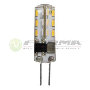 LED sijalica LSA-G4-2HV G4 2W Cormel FORMA