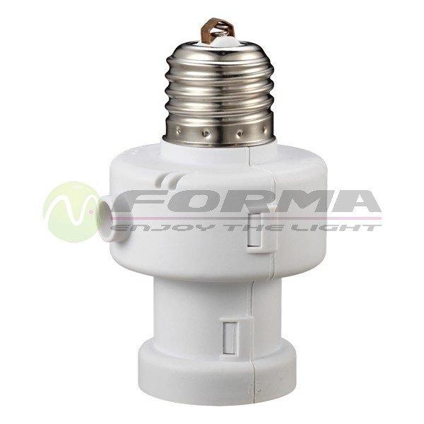 Foto senzor E27 grlo FS02 CORMEL FORMA