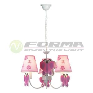 Luster 3xE14 DF4802-3L CORMEL FORMA