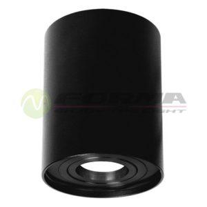 Nadgradna spot lampa 1xGU10 CFR1151 BK CORMEL FORMA