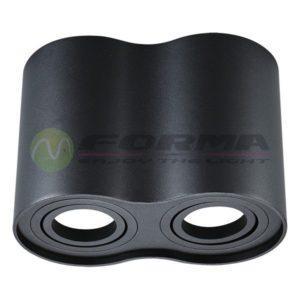 Nadgradna spot lampa 2xGU10 CFR