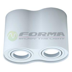 Nadgradna spot lampa 2xGU10 CFR1152 WH CORMEL FORMA
