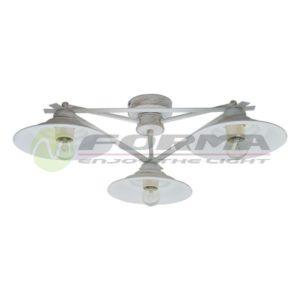 Plafonska lampa 3xE27 F7062-3C CORMEL FORMA
