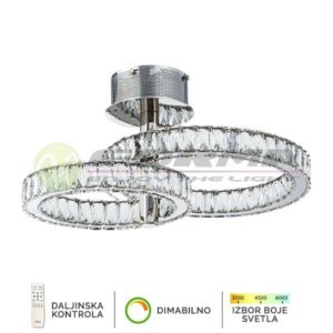 Plafonska lampa 72W KP6034-72C CORMEL FORMA