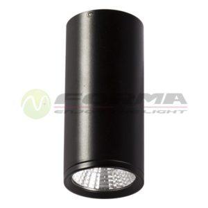 Plafonska LED lampa 5W F2600-5C BK CORMEL FORMA