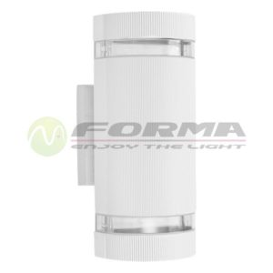 Spoljna lampa 2xGU10 S4604 WH CORMEL FORMA