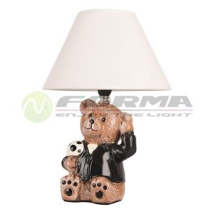 Stona lampa 1xE14 SK4007 CORMEL FORMA