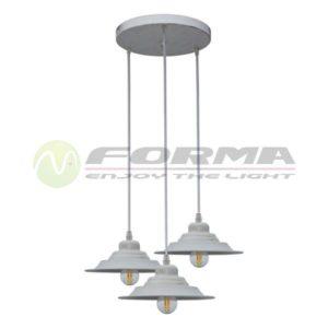 Vislica 3xE27 F7061-3V CORMEL FORMA