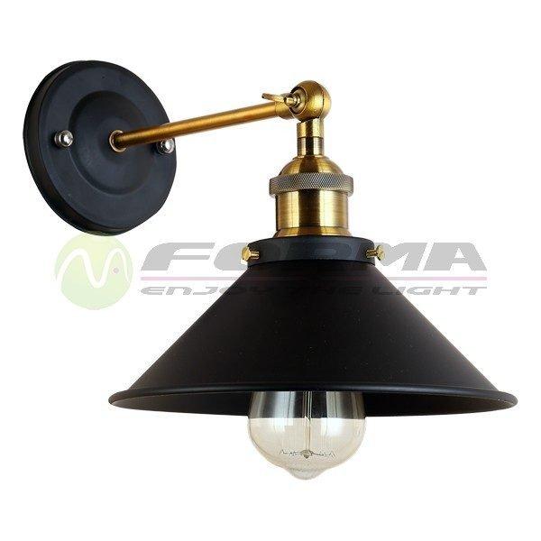 Zidna lampa 1xE27 F7207-1Z CORMEL FORMA