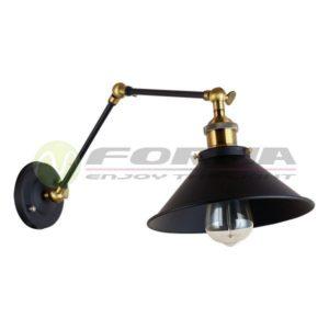 Zidna lampa 1xE27 F7207-1ZL CORMEL FORMA