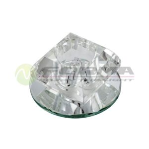 CFR1202 G9 staklena rozetna FORMA CORMEL