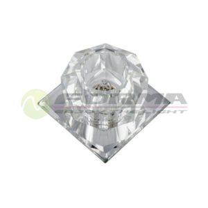 CFR1203 G9 staklena rozetna FORMA CORMEL