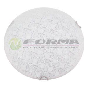 F13-85 Staklena plafonjera fi300 Cormel FORMA