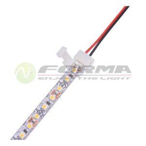 Konektor za LED traku K1-UL8-2 5 FORMA CORMEL