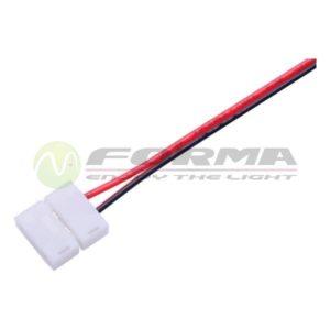 Konektor za LED traku K2-UL10-2 FORMA CORMEL