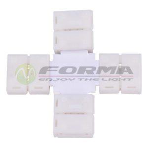 Konektor za LED traku KR10-2 FORMA CORMEL 3