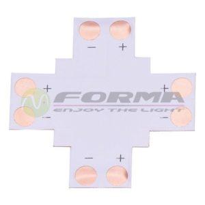 Konektor za LED traku KR10-2 FORMA CORMEL
