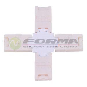 Konektor za LED traku KR10-2 FORMA CORMEL 4