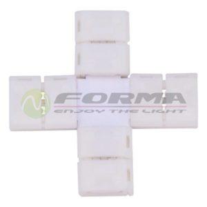 Konektor za LED traku KR8-2 FORMA CORMEL 3