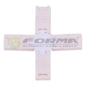 Konektor za LED traku KR8-2 FORMA CORMEL 4
