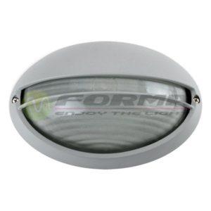 Brodska lampa E27 Max. 60W S1103-GREY Cormel FORMA
