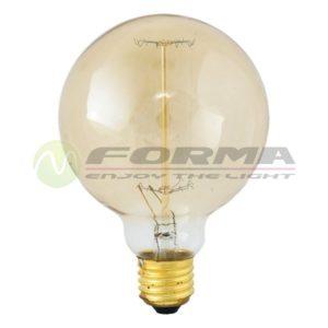 Edison sijalica E27 40W 60W G95 Cormel FORMA