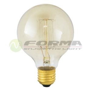 Edison sijalica E27 60W G80 Cormel FORMA
