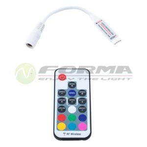 Kontrola 144W RF-RGB1-12A Cormel FORMA