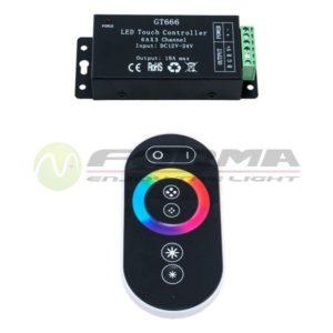 Kontrola 216W RF-RGB2-18A Cormel FORMA