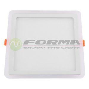 LED panel ugradni 6W+3W LPD-01-24S WH+WW Cormel FORMA