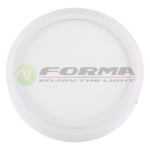 LED panel ugradni 6W+3W LPD-08-24R WH+WW Cormel FORMA