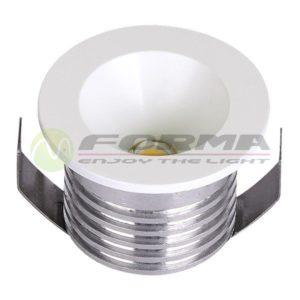 LED rozetna 1W LS-010-1 Cormel FORMA