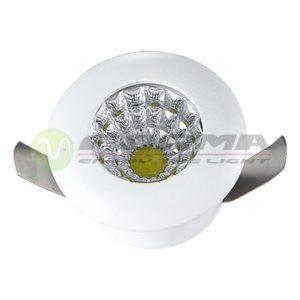 LED rozetna 2W LS012-2 Cormel FORMA