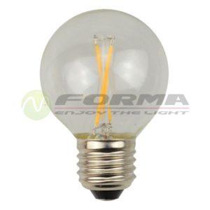LED sijalica E27 2W LFB-7G45-2 Cormel FORMA